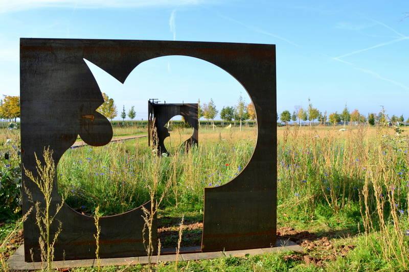 Skulpturengarten Marti Faber